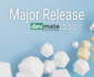 devmate Major Release 2.0.0 - 3D rocket illustration
